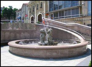 Fontanna na Placu Chrobrego