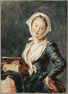 Dziewczyna ze świstakiem