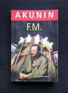 Borys Akunin, F.M.