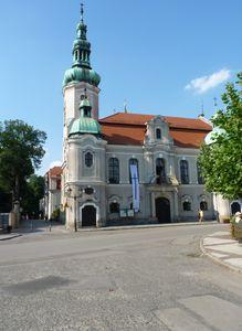 Kościół parafii Ewangelicko-Augsburskiej
