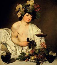Bachus, Caravaggio