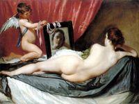 Diego Velazquez, Venus z lustrem