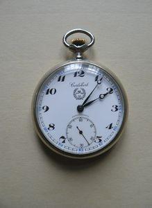 Zegarek szwajcarskiej firmy Cortebert