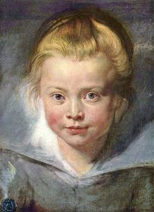 Portret Clary Sereny Rubens