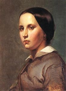Portret Marii Matejko