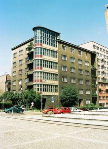 Dom mieszkalny przy ul. Podchorążych 3